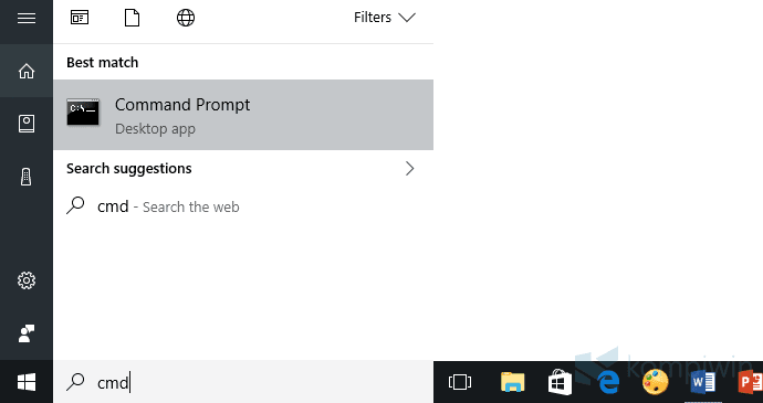 ping internet error