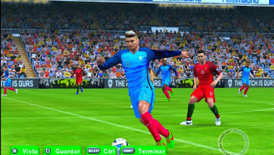 Update Game PES 2016 ISO PPSSPP Patch By JPPV4 untuk android/pc