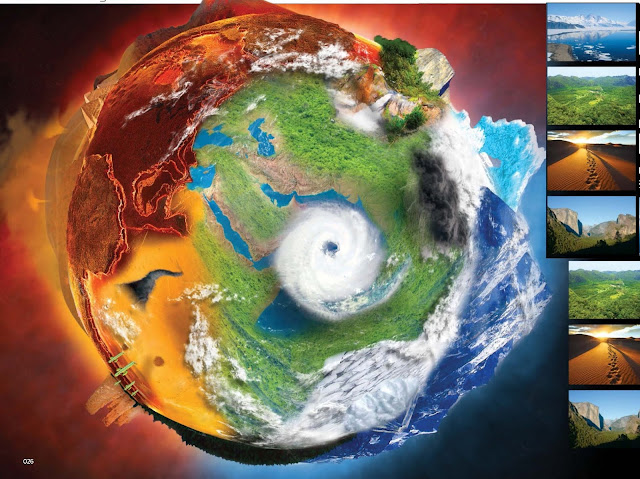 Surviving Extreme Earth