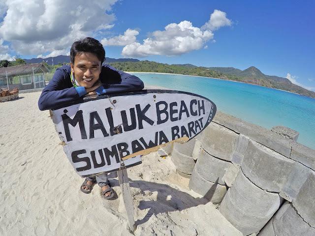 Pantai Maluk, Sumbawa Barat