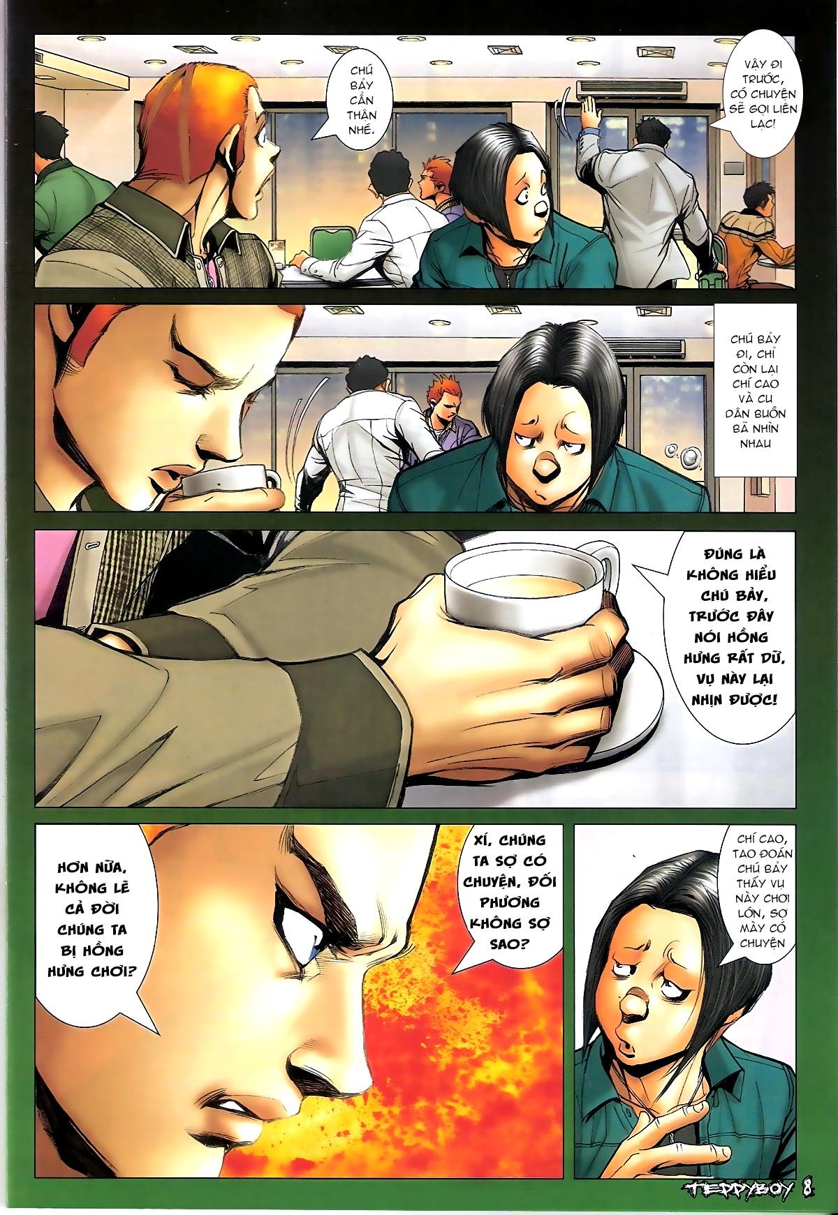 Người Trong Giang Hồ - Chapter 1353: Ông là ai - Pic 7