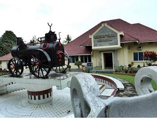 tempat wisata di Bangka Belitung museum timah