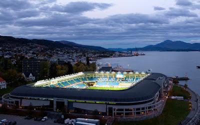 Molde FK Aker Stadion