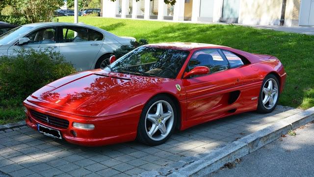 Tegernsee Ferrari