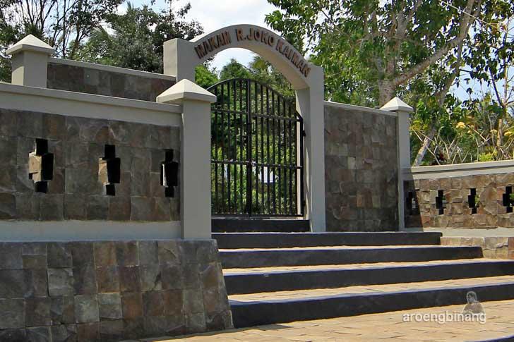[CoC Regional: Lokasi Wisata] Makam R. Joko Kaiman Banyumas