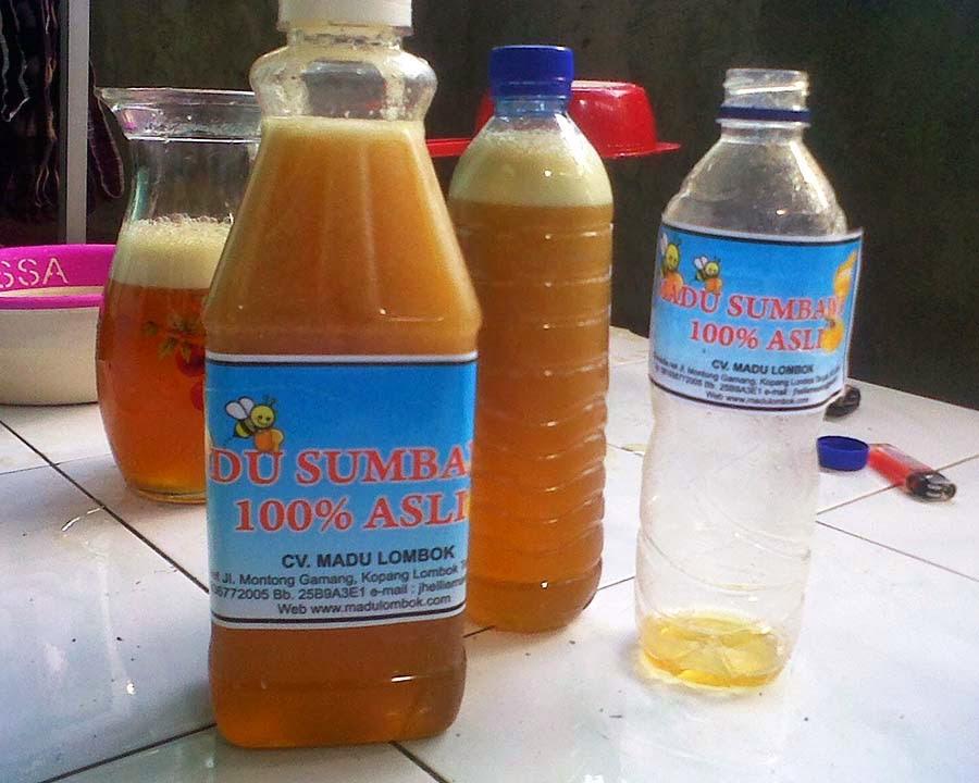 Harga madu asli per kg di pasaran