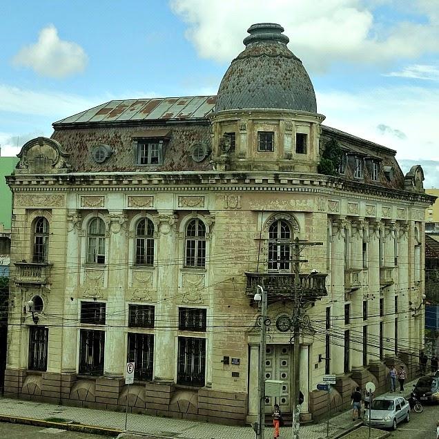 Antiga Sede do Banco do Brasil, Pelotas