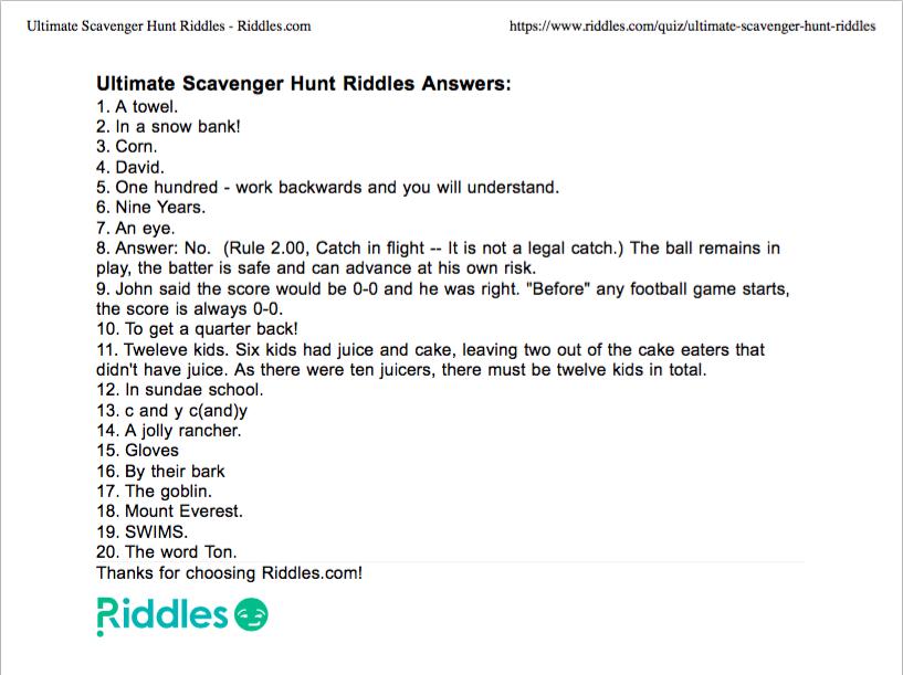 Available 10 best riddles 10 easy riddles 10 hardest riddles 5 logic