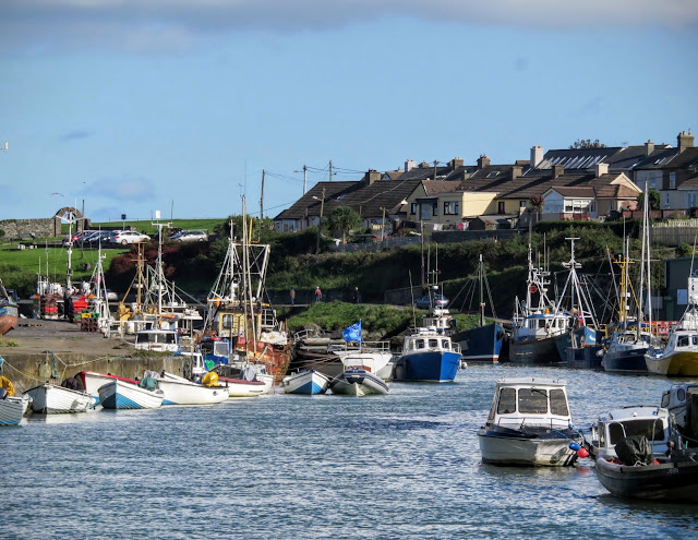 Harbour near Wicklow Town