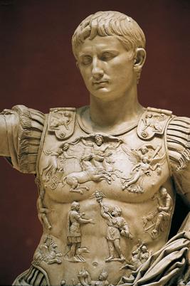 Te cuento la historia augusto el primer emperador romano i for Augusto roma