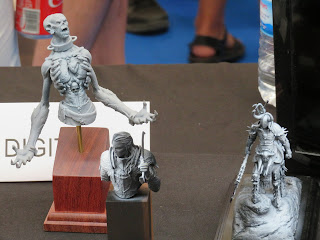 concurso escultura digital freak wars