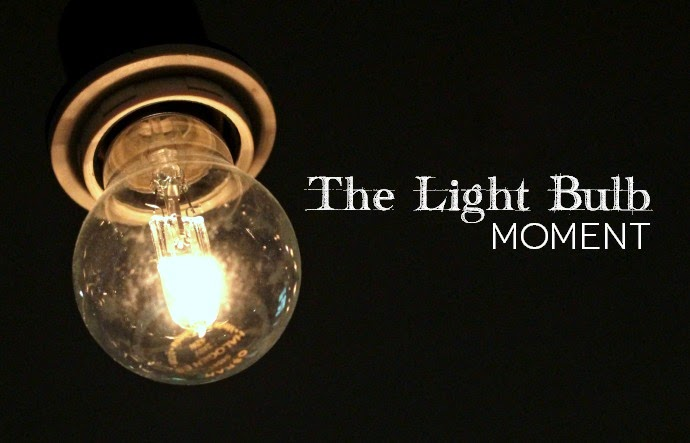 Picture Light Bulb Moment