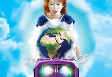 תיאטרון גשר מציג: הצגת הילדים גוליבר בשילוב טכנולוגית מציאות רבודה