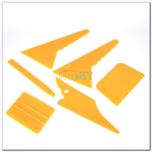 Professional WINDOW TINTING Tools Kit