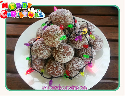 chocolate balls Christmas food best reviewed
