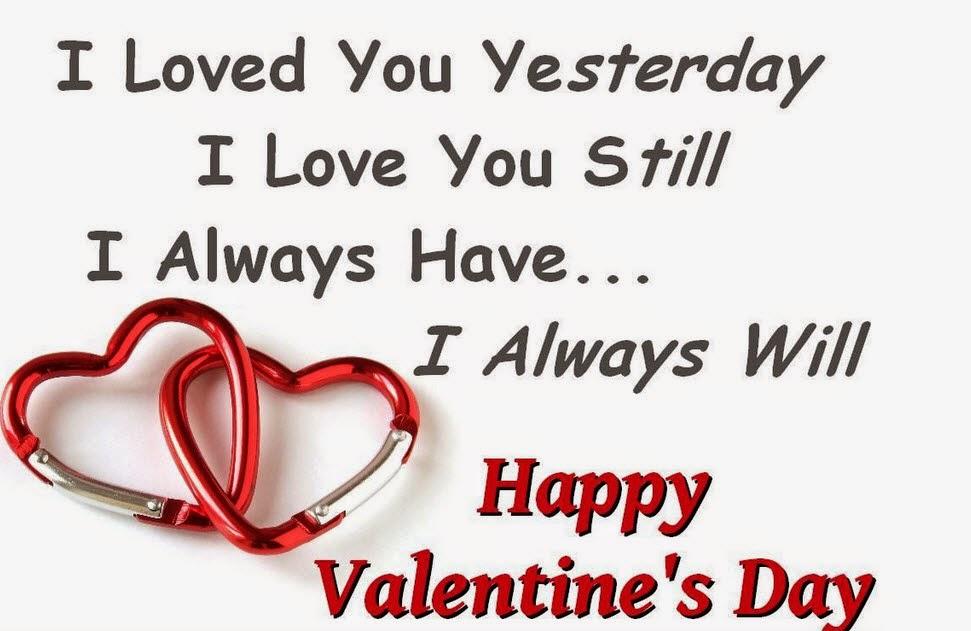 Happy Valentines Day facebook Status Quotes