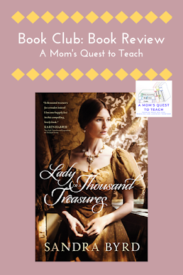 Book cover of Lady of a Thousand Treasures