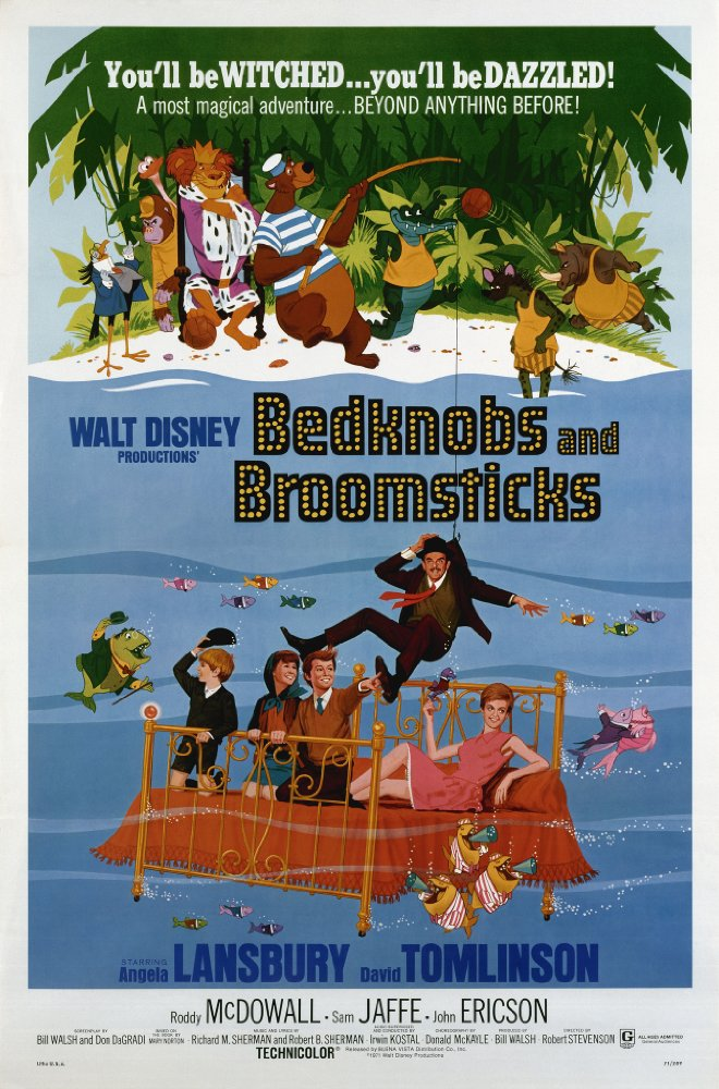 Bedknobbs And BroommSticks