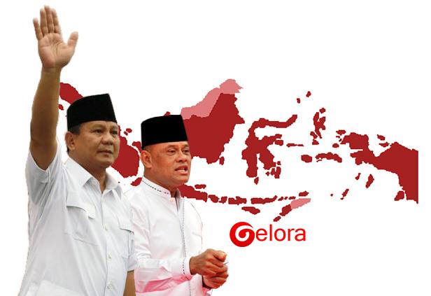 Gatot Nurmantyo Jadi Kandidat Cawapres Prabowo