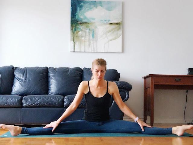 Mỗi ngày một tư thế Yoga || 38 Tư thế góc bằng nhau