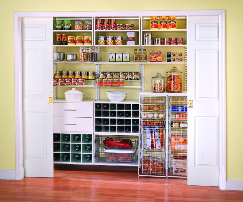 Despensa ideias para organizar blog de decora o casa - Armarios para despensa ...