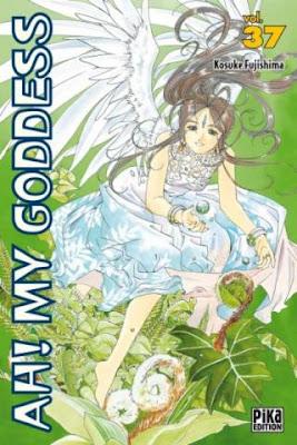manga Ah! My Goddess