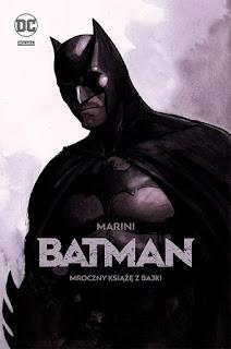 Batman Mroczny Książę z Bajki okładka