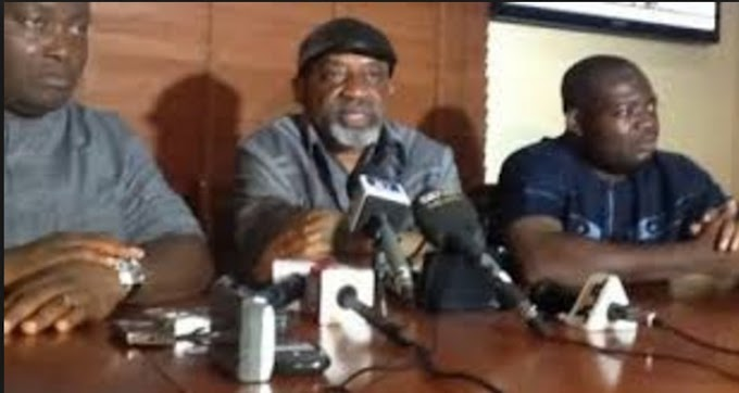 Chris Ngige revealed a shocking info about the man in Aso Rock.  Chris Ngige.