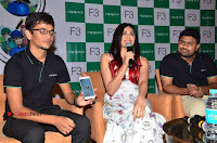 Bollywood Actress Adah Sharma Pos in White Printed Short Dress at OPPO F3 Plus Selfie Expert Mobile Launch .COM 0063.jpg