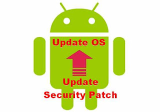 update security patch dan sistem android