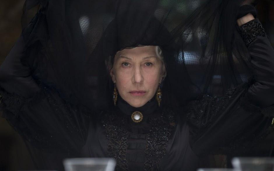 """Mais assombrações no trailer inédito do terror """"A Maldição da Casa Winchester"""", com Helen Mirren"""