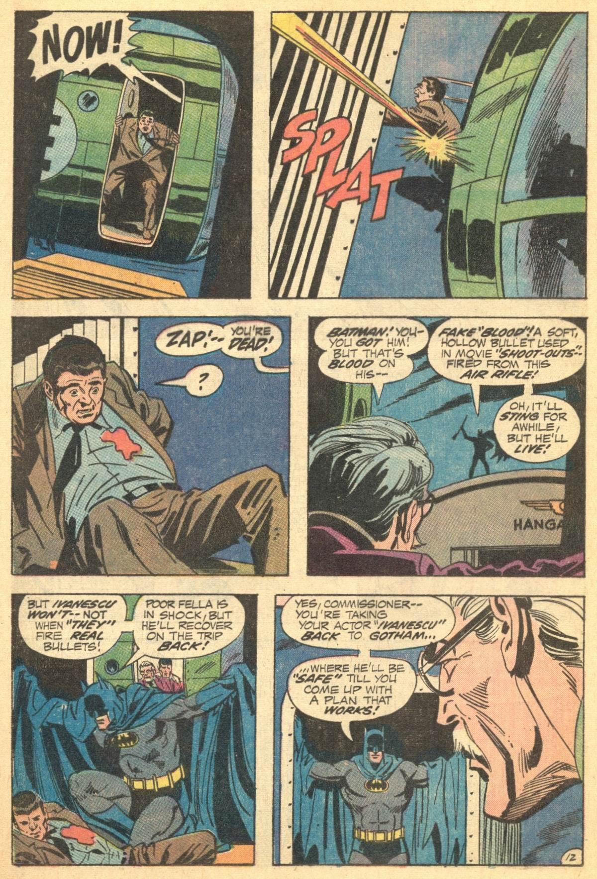 Detective Comics (1937) 423 Page 15