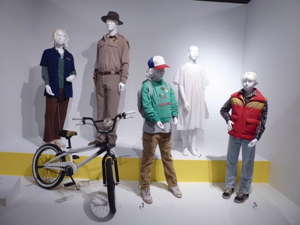 Stranger Things season 1 costume exhibit FIDM