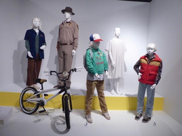 Stranger Things season 1 costume exhibit FIDM