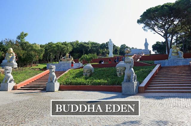 Buddha Eden, el jardín oriental más grande de Europa