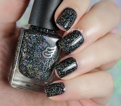 Grace-Full Nail Polish Deep Dark Magic | Halloween Duo