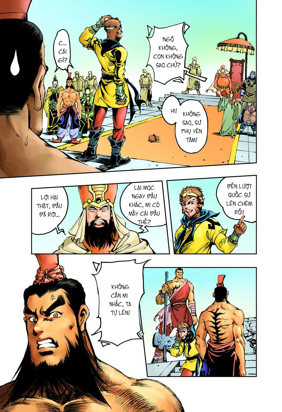 Tây Du Ký màu - Chapter 89 - Pic 24