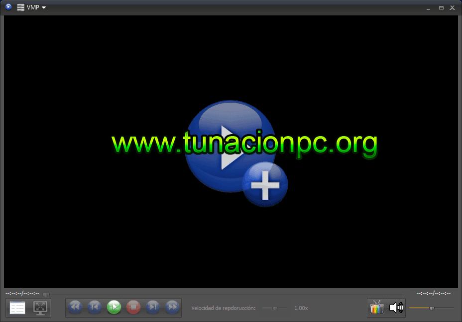 VSO Media Player Final Imagen