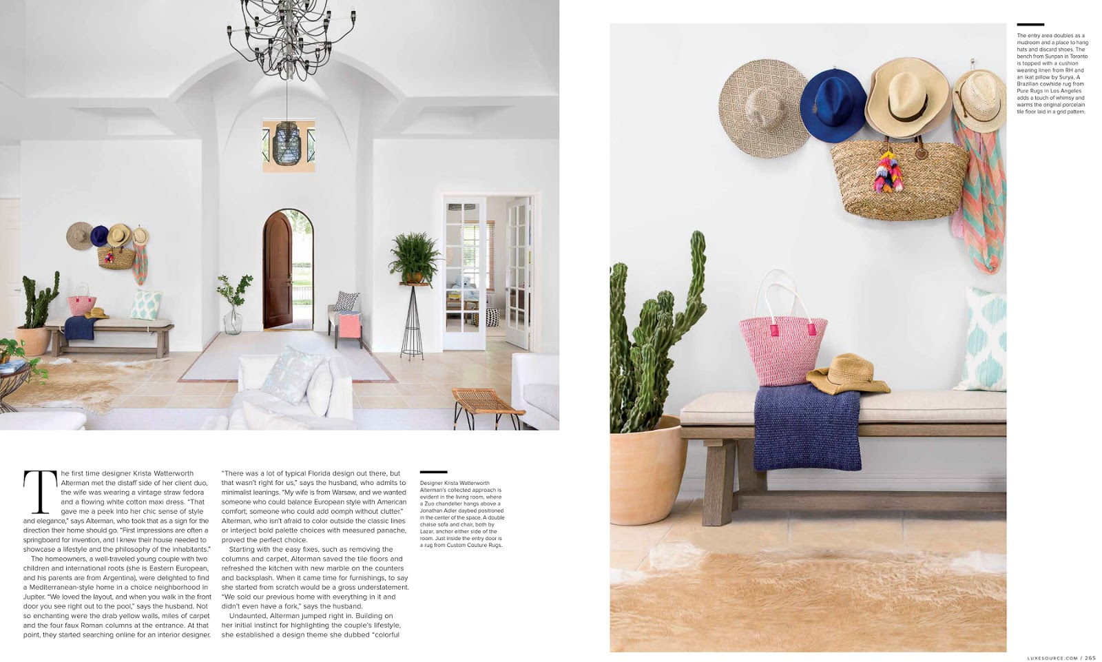 Palm Beach Gardens For Luxe Magazine Interior Design By Krista Watterworth Check It Out In March April 2016 Issue On Newsstands Now