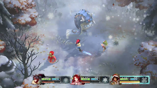 I am Setsuna PC Game
