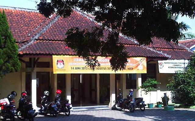 Foto Kantor Kecamatan Purbalingga, Kabupaten Purbalingga, Jawa Tengah