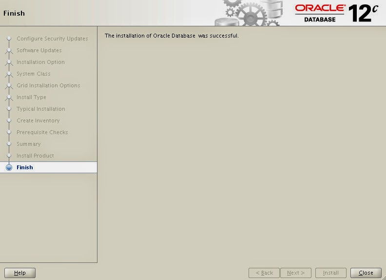 How to install Oracle Database 12c Release 1 (12 1