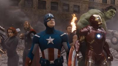 Los Vengadores - Marvel - The Avengers - Capitán América - Iron Man - Hulk - Viuda Negra - Ojo de halcón - Thor - Cine Fantástico - Cine y Cómic - el fancine - ÁlvaroGP - Álvaro García - el troblogdita