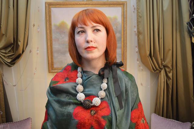 Натуральная красота украшений «Мадам Леже» Сергиев Посад