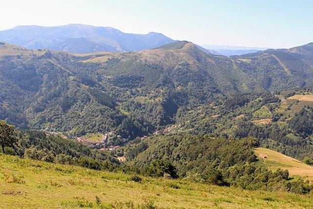 Montes de El Regato