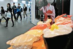 富山湾鮨、新鮮なまま堪能