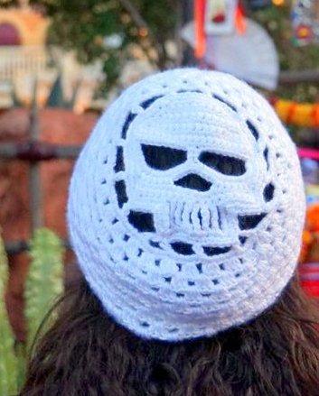 Zucker Skull Gehäkelte Muster Amigurumi Tag der Toten | Etsy | 439x353