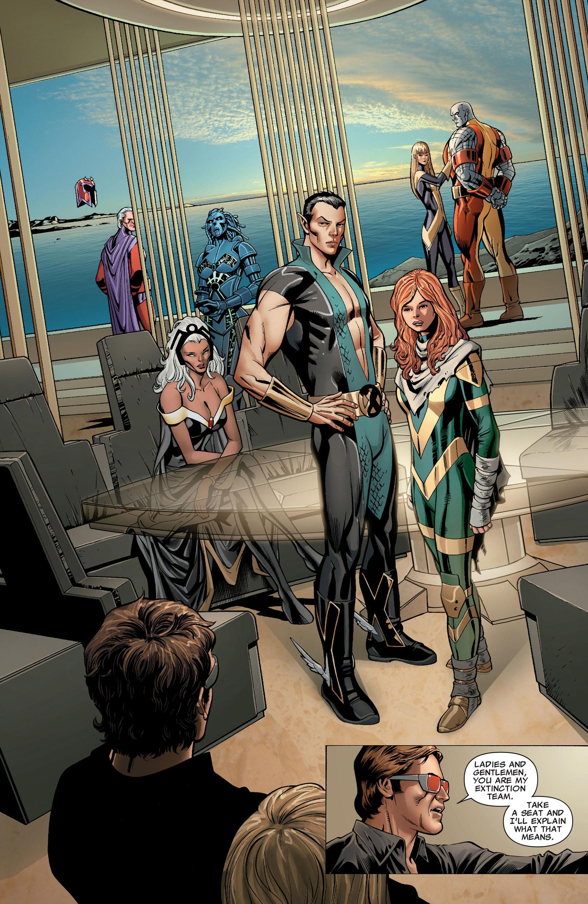 Read online Uncanny X-Men (2012) comic -  Issue #1 - 8