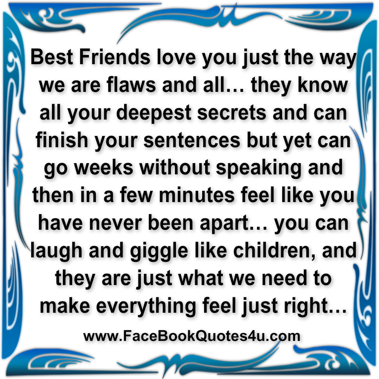 Love Best Friend Quote