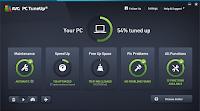 تحميل برنامج تسريع وتنظيف الحاسوب AVG PC TuneUp